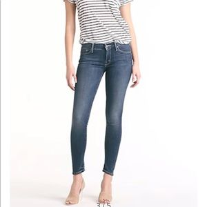 Mother The Looker skinny Jeans NWT sz 29